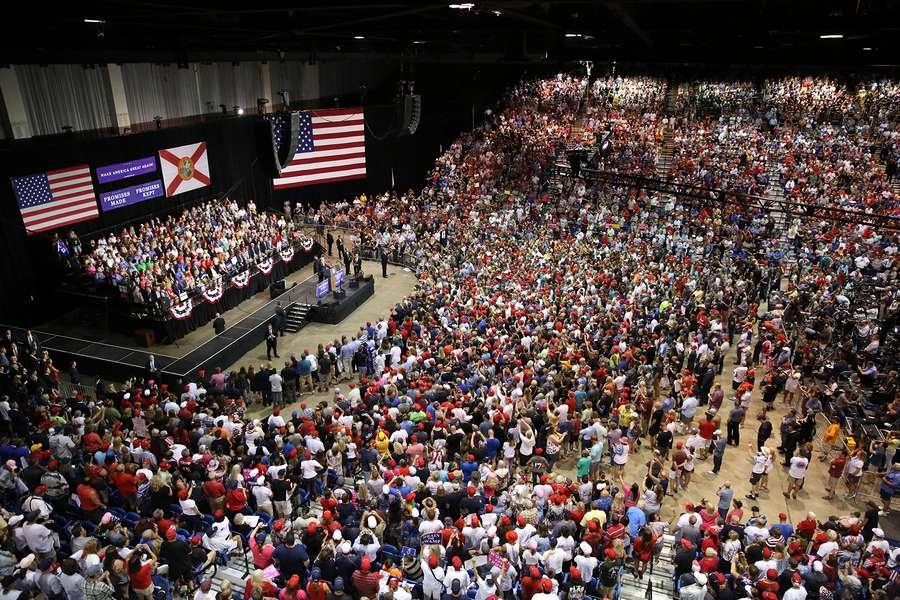 FL Trump Rally 2018